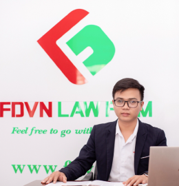 Trainee Solicitor  Nguyen Cong Tin
