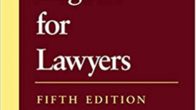 PLAIN ENGLISH FOR LAWYERS – RICHARD C. WYDICK, AND AMY E.SLOAN