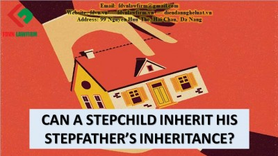 CAN A STEPCHILD INHERIT HIS STEPFATHER'S INHERITANCE?