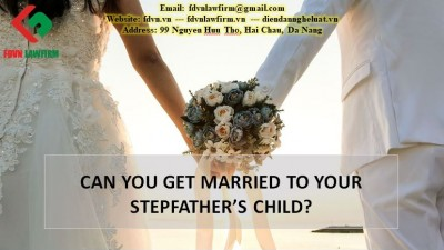 CAN YOU GET MARRIED TO YOUR STEPFATHER'S CHILD?