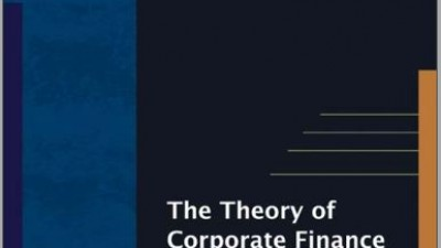 The Theory of Corporate Finance - Jean Tirole
