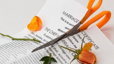 The procedures for recognition of voluntary divorces