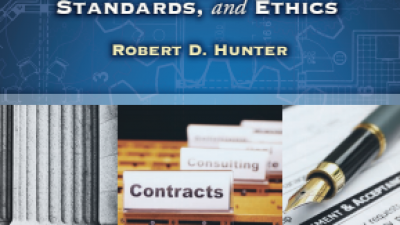 CONTRACT FOR ENGINEERS: INTELLECTUAL PROPERTY, STANDARDS, AND ETHICS – ROBERT D. HUNTER