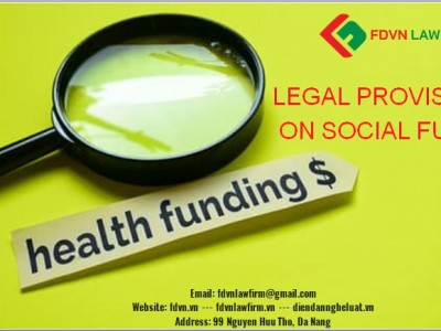 Legal provisions on social funds